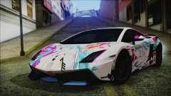 Lamborghini Gallardo LP570-4 2015 Miku Racing