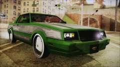 GTA 5 Faction LowRider DLC
