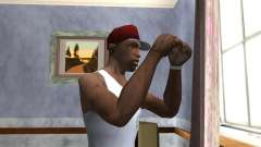 Wear the Cap para GTA San Andreas