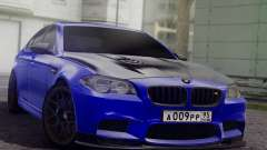 BMW M5 F10 Top Service MSK