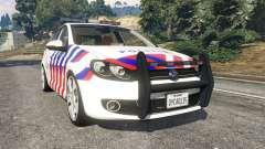 Volkswagen Golf Mk6 Dutch Police