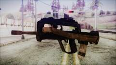 Famas G2 para GTA San Andreas