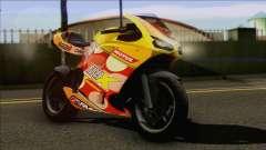 GTA 5 Bati HD para GTA San Andreas