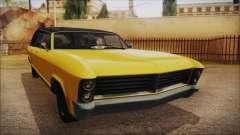 GTA 5 Albany Lurcher IVF para GTA San Andreas
