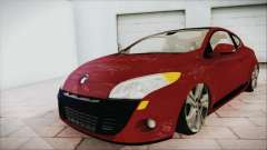 Renault Megane 3 para GTA San Andreas