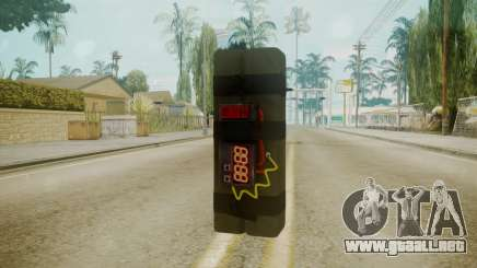GTA 5 Satchel para GTA San Andreas