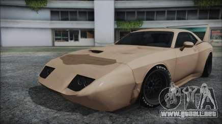 Dodge Challenger Daytona para GTA San Andreas