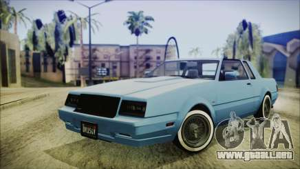 GTA 5 Willard Faction Custom IVF para GTA San Andreas