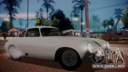 Mercedes-Benz 300 SL (W194) de 1952, la FIV АПП para GTA San Andreas