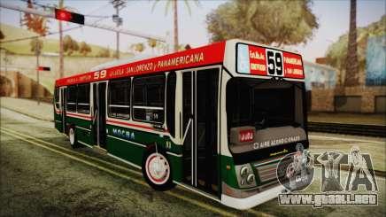 Mercedes-Benz OH1718L-SB Linea 59 para GTA San Andreas