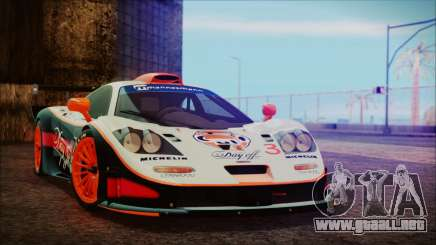 McLaren F1 GTR 1998 para GTA San Andreas