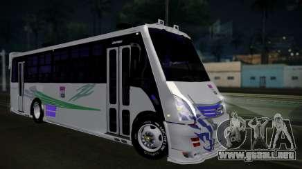 Mercedes-Benz Ayco Zafiro Influyente para GTA San Andreas