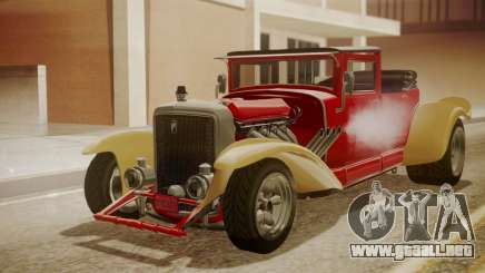 GTA 5 Albany Franken Stange para GTA San Andreas
