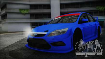 Ford Focus Sedan 2009 Touring v1 para GTA San Andreas