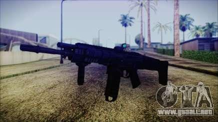 Bushmaster ACR para GTA San Andreas