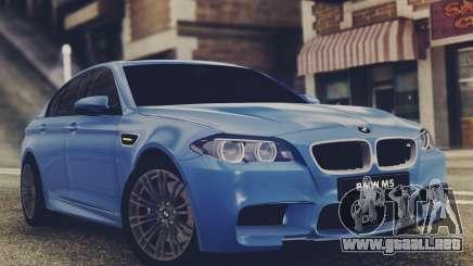 BMW M5 F10 Stock MTA Version para GTA San Andreas