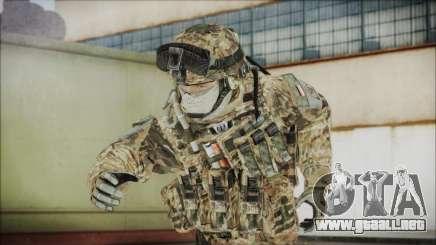 CODE5 Germany para GTA San Andreas