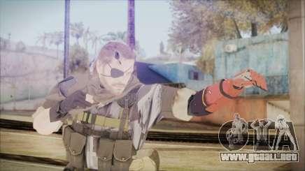 MGSV Phantom Pain Snake Scarf Square para GTA San Andreas
