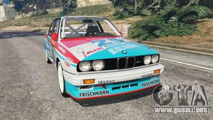 BMW M3 (E30) 1991 [Z5] v1.2 para GTA 5