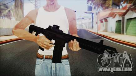 SOWSAR-17 Type G Assault Rifle para GTA San Andreas