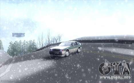 Winter Vacation 2.0 SA-MP Edition para GTA San Andreas séptima pantalla