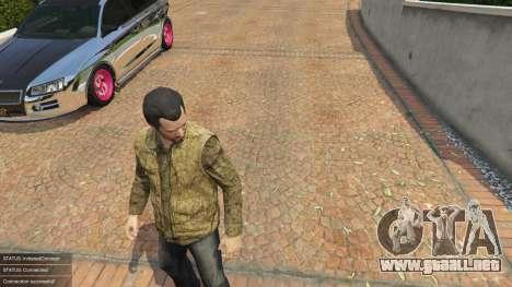 GTA 5 Multiplayer Co-op 0.6 cuarto captura de pantalla