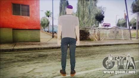 GTA Online Skin 1 para GTA San Andreas tercera pantalla