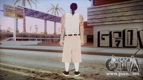 GTA 5 LS Vagos 1 para GTA San Andreas tercera pantalla