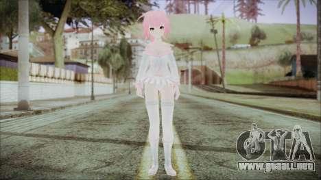 Light Honey Whip para GTA San Andreas segunda pantalla