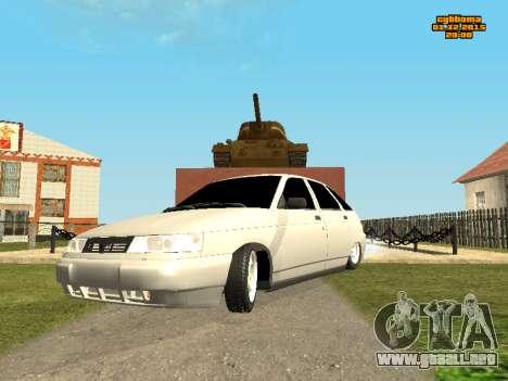 De los FLOREROS 2112 Bunker 0.1 v para GTA San Andreas
