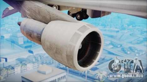 Boeing 747-237Bs Air India Himalaya para la visión correcta GTA San Andreas