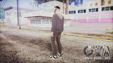 GTA Online Skin 13 para GTA San Andreas tercera pantalla