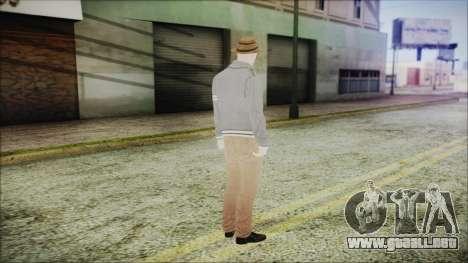 GTA Online Skin 47 para GTA San Andreas tercera pantalla