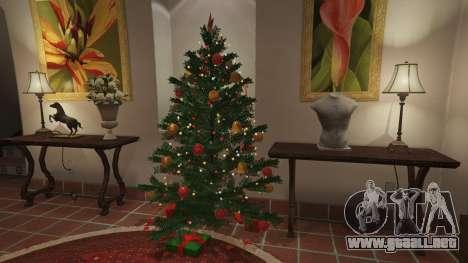 GTA 5 Adornos de navidad para la casa de Michael sexta captura de pantalla
