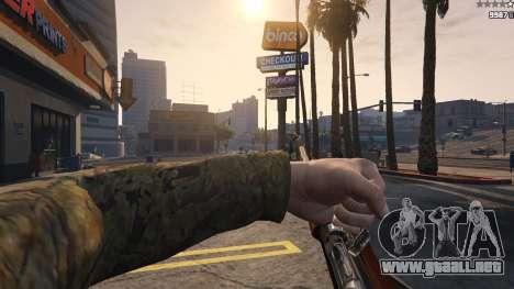 GTA 5 .30 Cal M1 Carbine Rifle sexta captura de pantalla