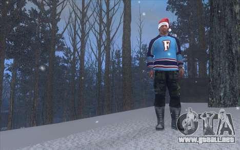 Winter Vacation 2.0 SA-MP Edition para GTA San Andreas tercera pantalla