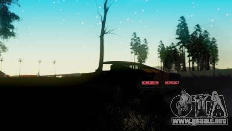 Fran Art ENB .iCEnhancer. para GTA San Andreas sexta pantalla