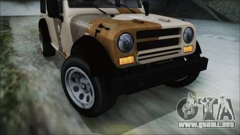GTA 5 Canis Crusader IVF para la visión correcta GTA San Andreas