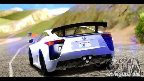 Summer Paradise v0.248 V2 para GTA San Andreas quinta pantalla