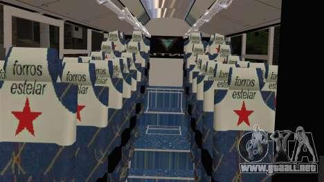 Lazcity Midibus Stylo Colombia para la visión correcta GTA San Andreas