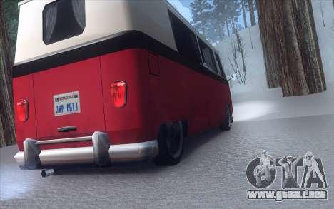 Winter Vacation 2.0 SA-MP Edition para GTA San Andreas sexta pantalla