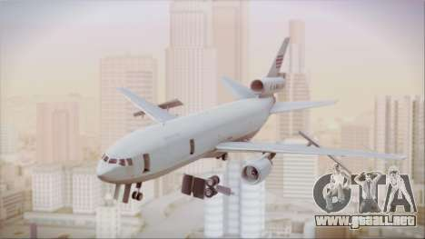 McDonnell-Douglas DC-10-30F World Airways para GTA San Andreas
