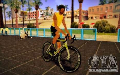 GTA 5 Whippet Race Bike para GTA San Andreas vista posterior izquierda