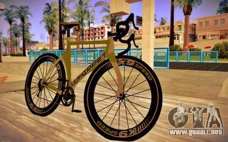GTA 5 Whippet Race Bike para GTA San Andreas