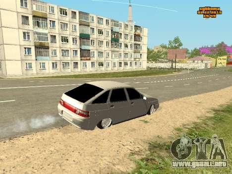 De los FLOREROS 2112 Bunker 0.1 v para la visión correcta GTA San Andreas