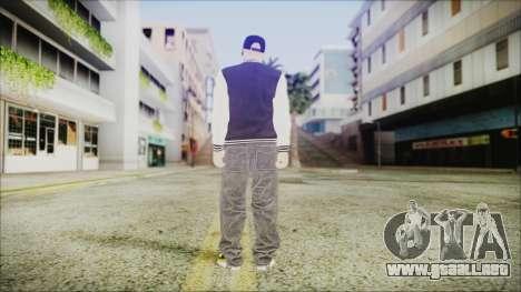 GTA Online Skin (DLC Lowriders) para GTA San Andreas tercera pantalla