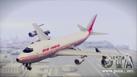 Boeing 747-237Bs Air India Mahendra Verman para GTA San Andreas