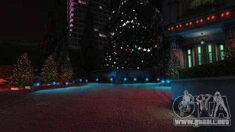 GTA 5 Adornos de navidad para la casa de Michael tercera captura de pantalla