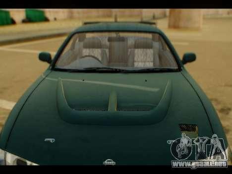 ENB S-G-G-K para GTA San Andreas sucesivamente de pantalla