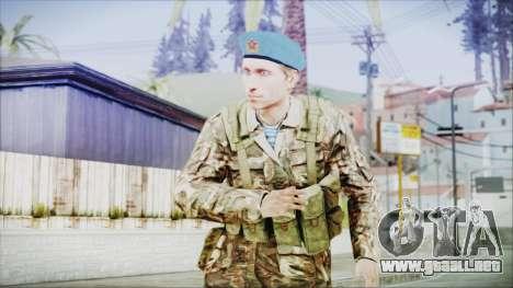 World In Conflict Malashenko para GTA San Andreas